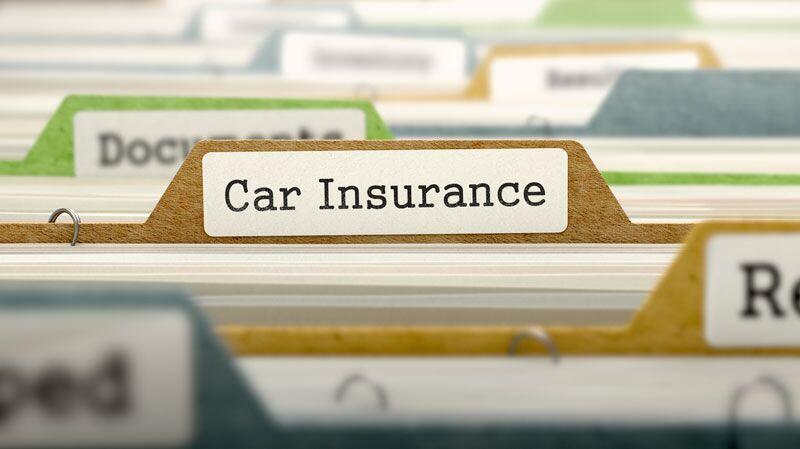 car insurance file, fr44 filing