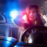 lady being pulled over, difference between a DUI charge and a DUI conviction