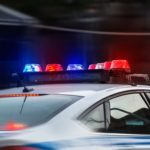 police car with lights on, felony DUI in Florida